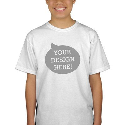 Ultra Cotton Youth T-Shirt Thumbnail