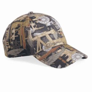 Structured Oilfield Camo Cap Thumbnail