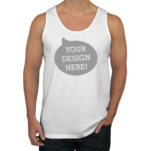 PROVIDED UNISEX TANK TOPS Thumbnail